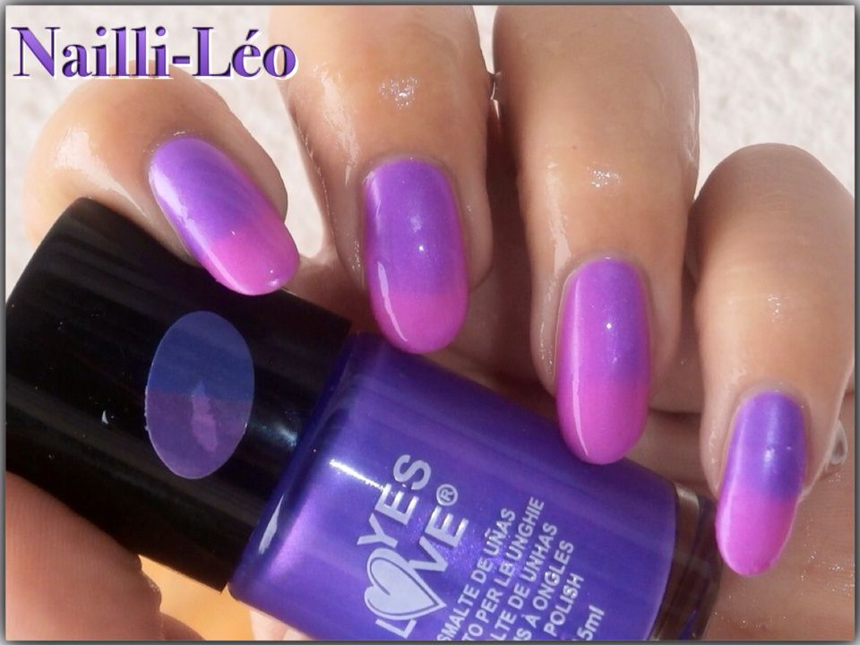 Yes Love Thermique - Violet/Fushia
