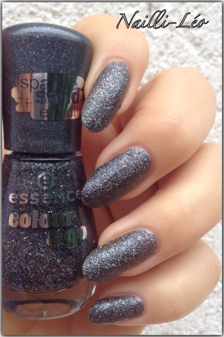 Essence - Sparkle Sand Effect - 165 - Here's My Number
