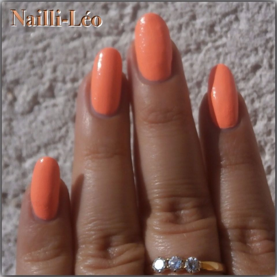 China Glaze - Sun Of A Peach - Collection Sunsational