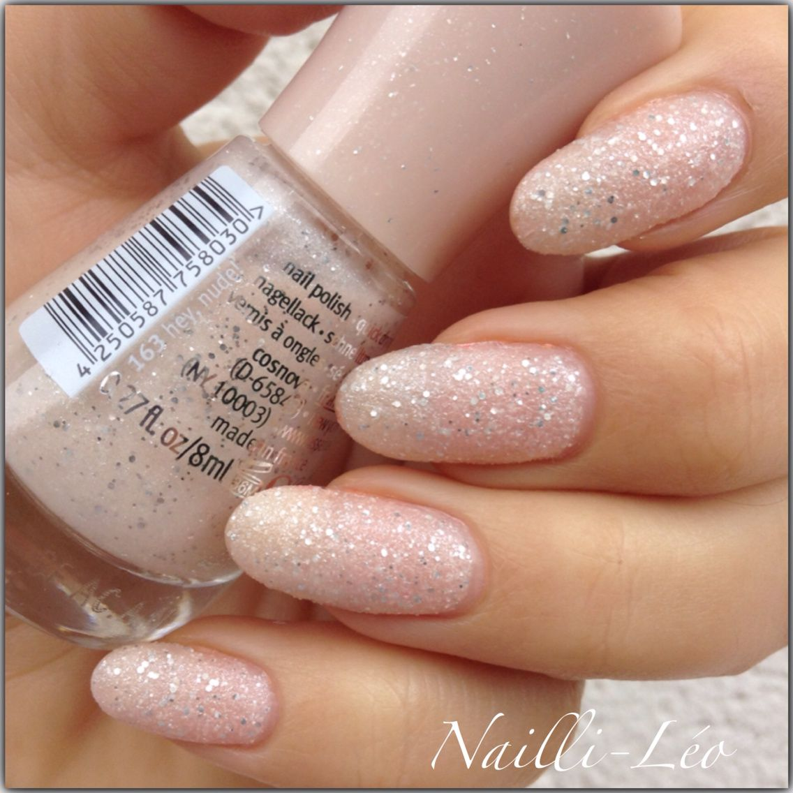 Essence - Sparkles Sand Effect - 163 Hey,Nude !
