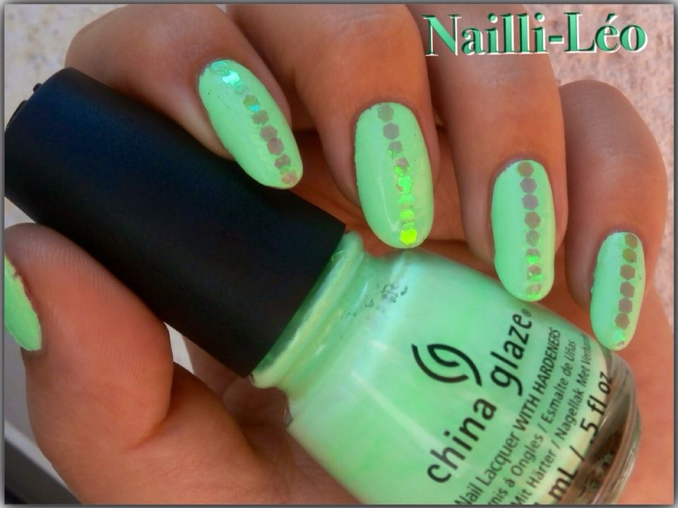 China Glaze - Highlight Of My Summer - Collection Sunsational