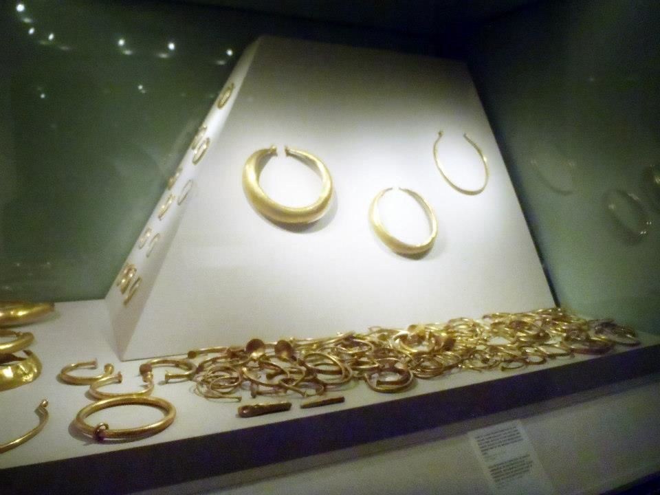 Viking's Gold: Exhibition at National Museum of Ireland - Archaeology, Dublin