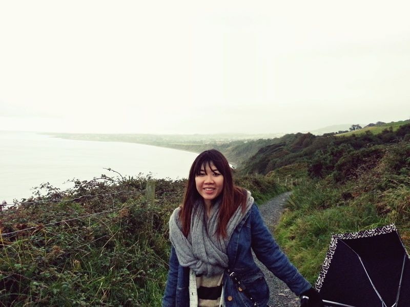 JOURNEY: Autumn in Ireland - Bray-Greystones Cliff Walk