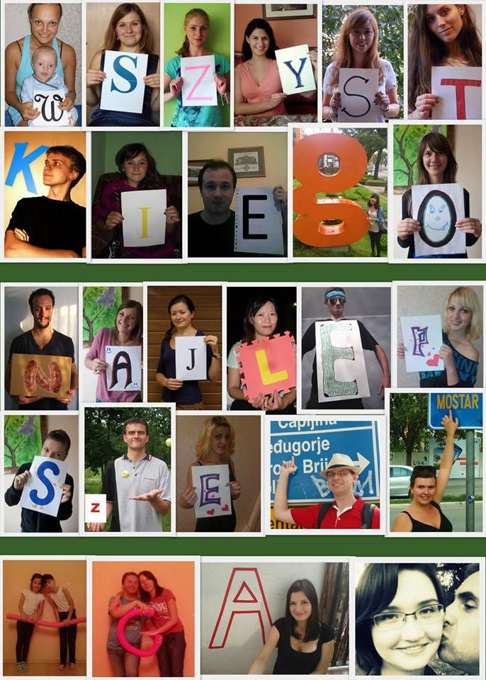A Birthday Collage Is The Best Wishes