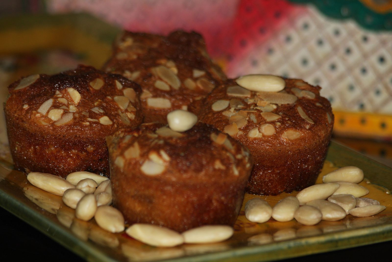 Muffins Pomme vanille