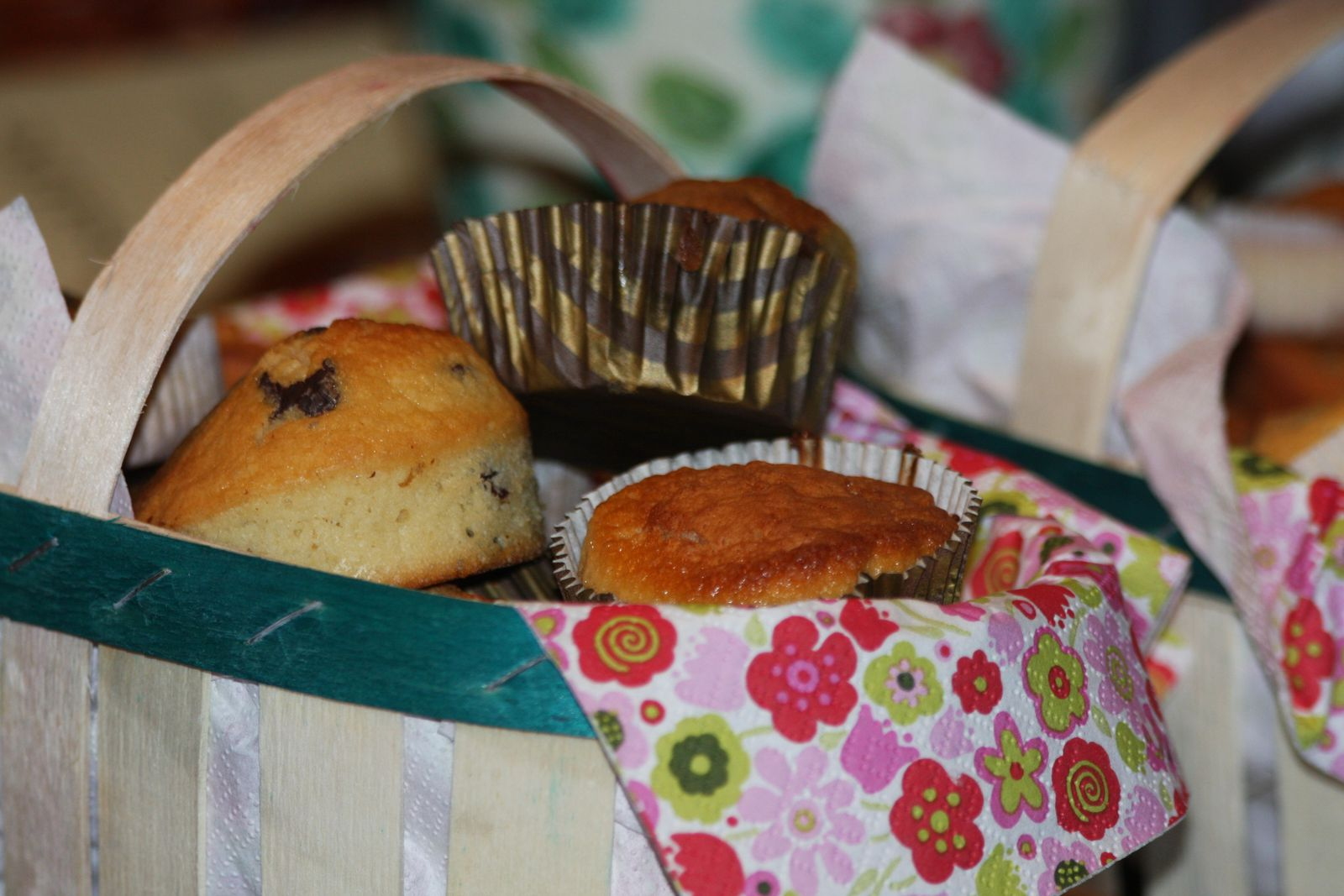 Muffin party !