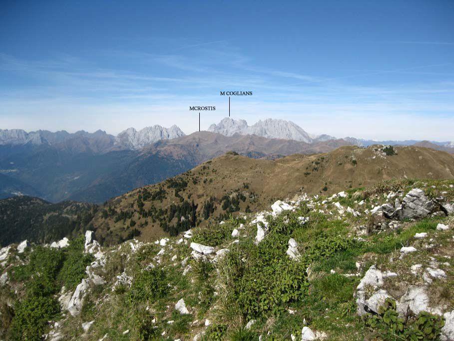 Promenades géologiques dans le Friûl (Italie) par Françoise et Walter