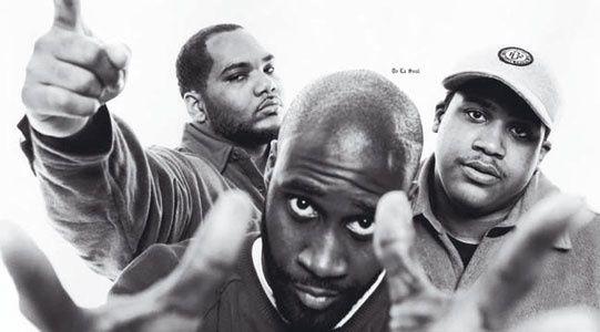 De la Soul - say no go (DJ fresh remix)