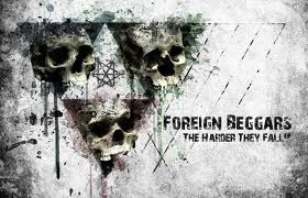 FOREIGN BEGGARS - Typhoon (Feat chasing Shadows)
