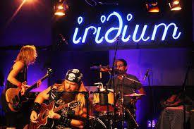 "Zakk Wylde ""Voodoo Child"" w/Les Paul's Trio - Live at The Iridium"