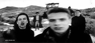 U2 - Bullet the blue sky