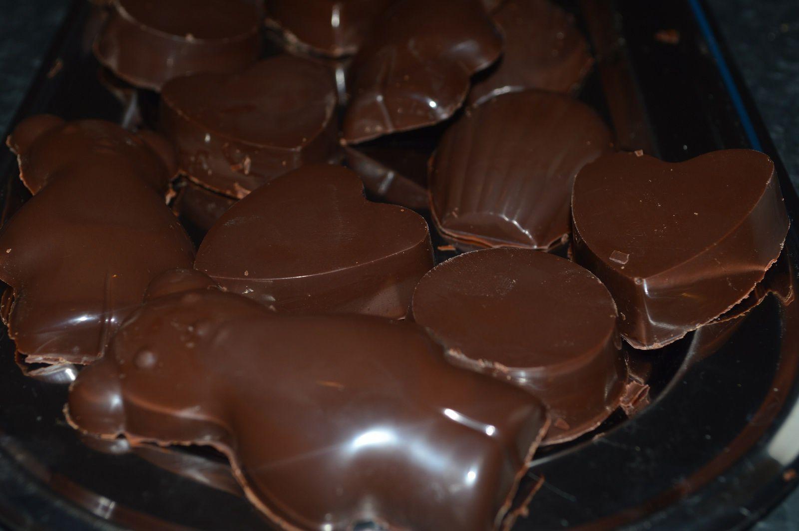 Chocolats 100 % maison !