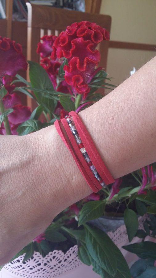 Nouveau bracelet Bohême...