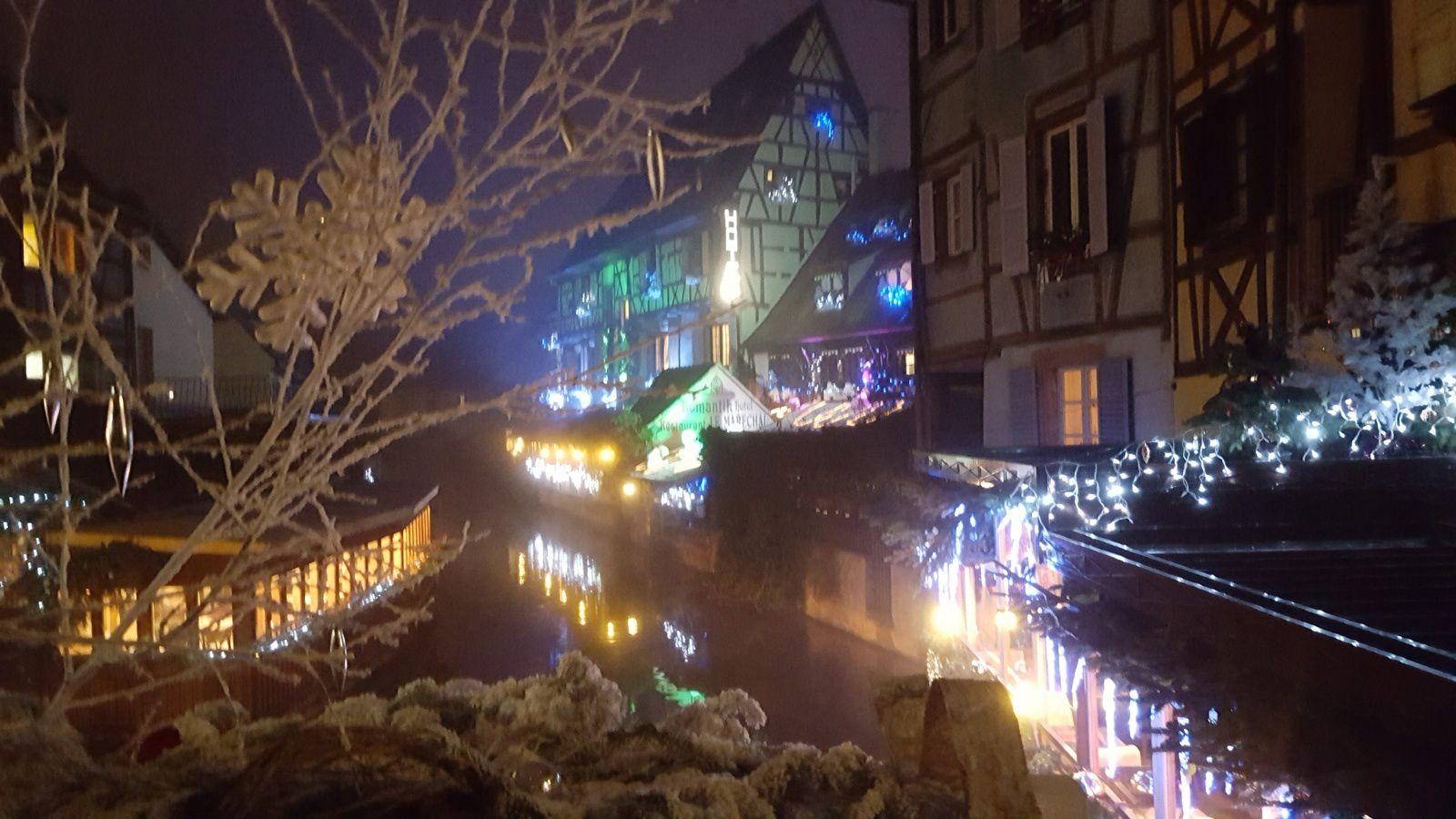 Féérie de Noel à Colmar