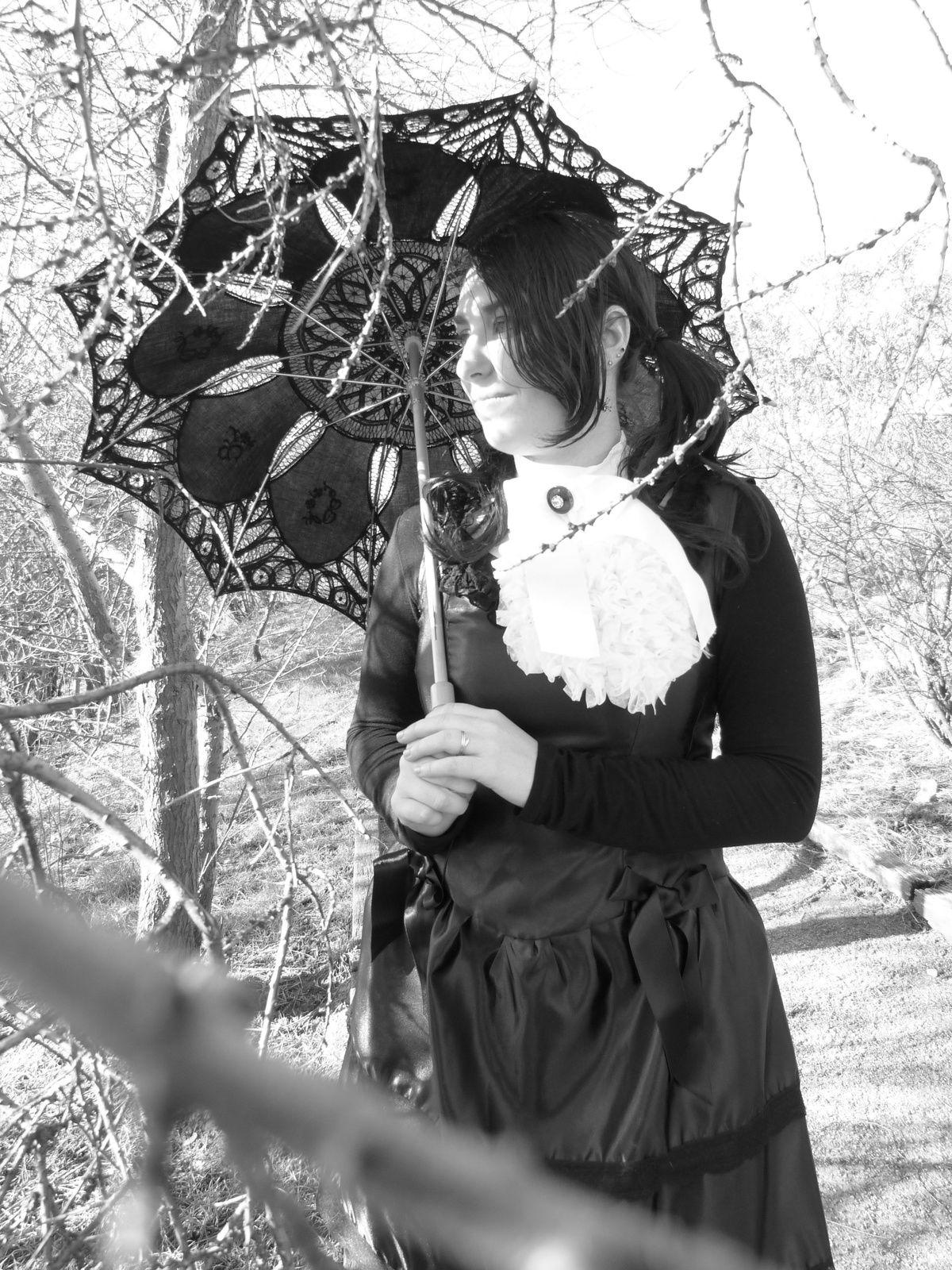 Robe gothique lolita &quot&#x3B;Héléna&quot&#x3B;