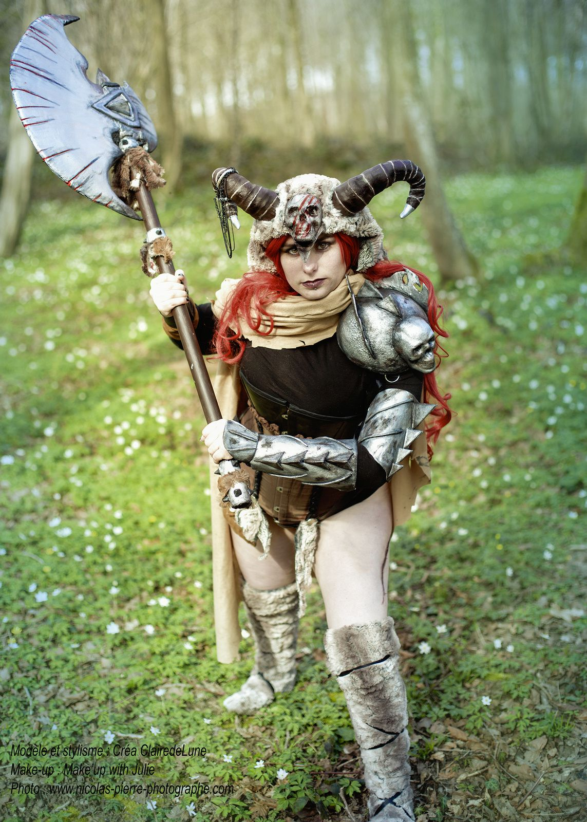 Fantasy Barbare (Skyrim)