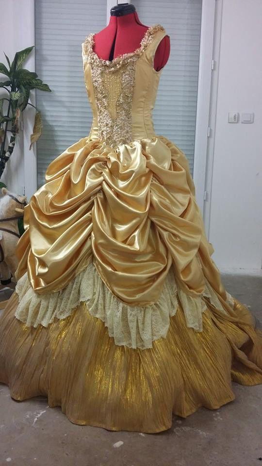 Robe de &quot&#x3B;Belle&quot&#x3B;du bal