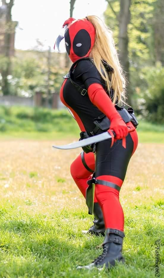 Deadpool Lady