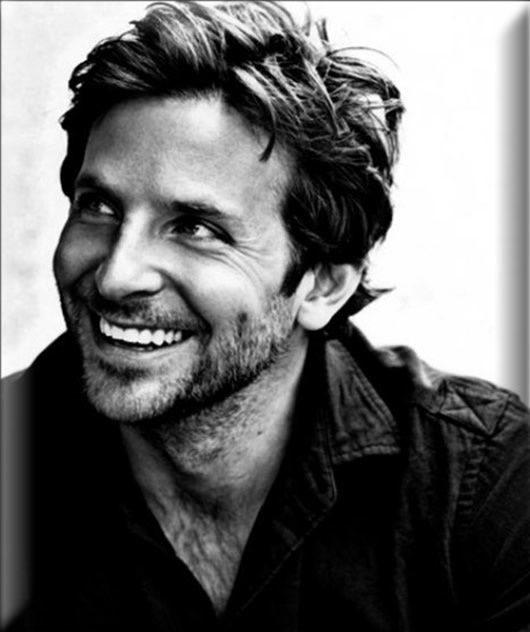 """Bradley Cooper (""""Happyness therapy"""", """"American bluff""""...)"""