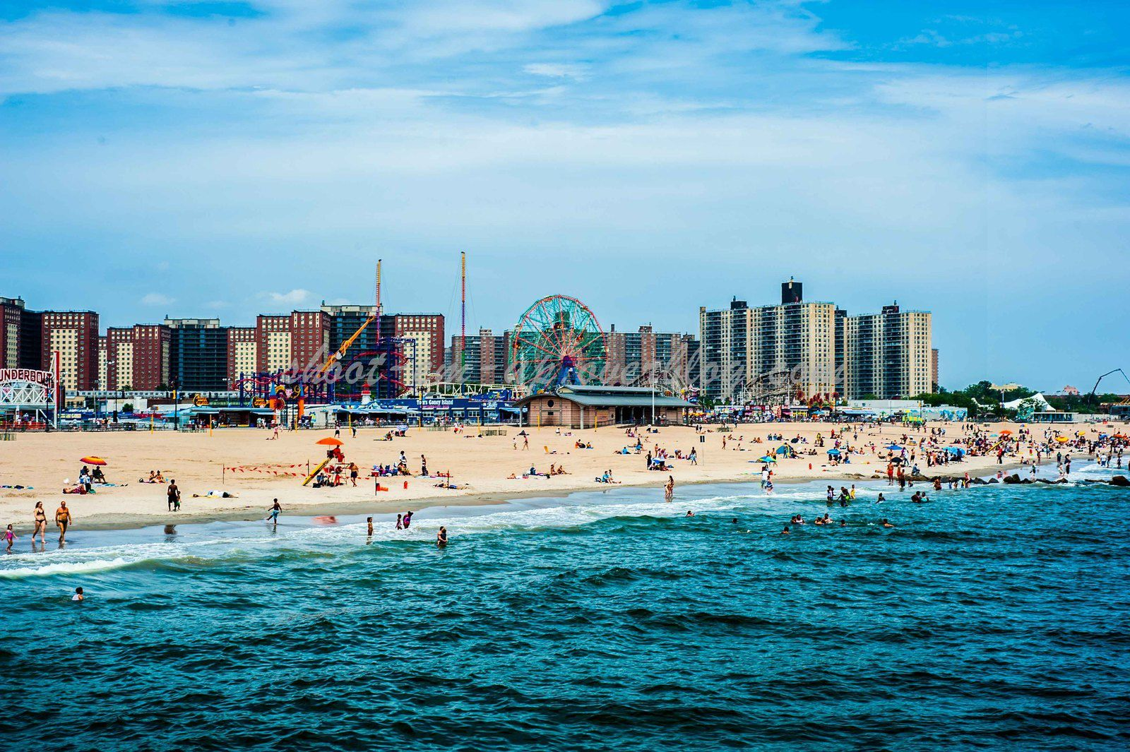 Jour 4 : Coney Island, Brooklyn
