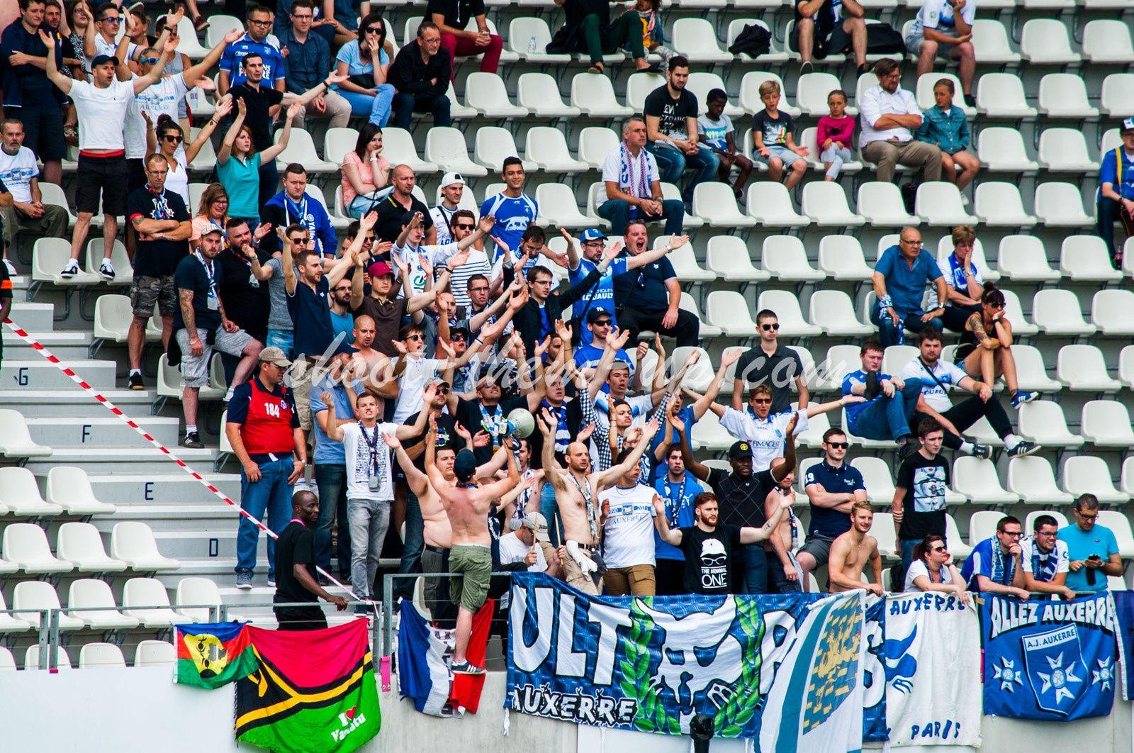 Ultras Auxerre