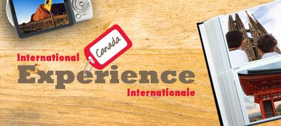IEC Visa for an internship in Canada - Welcome to Canada