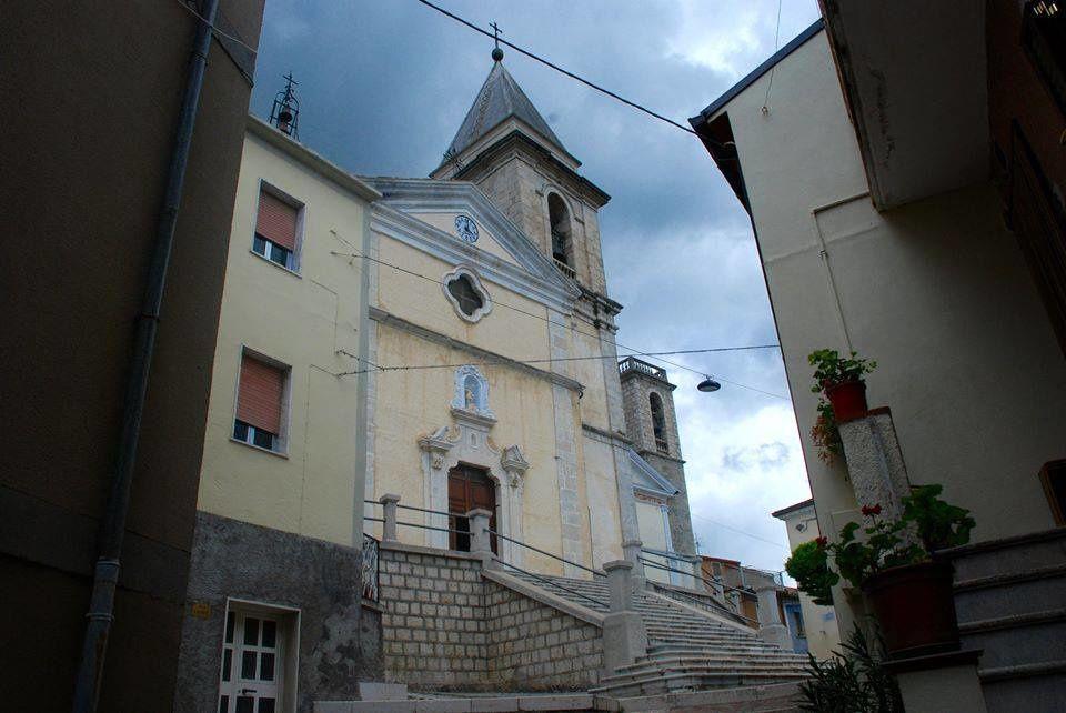 In giro per il Molise: Sant'Elena Sannita