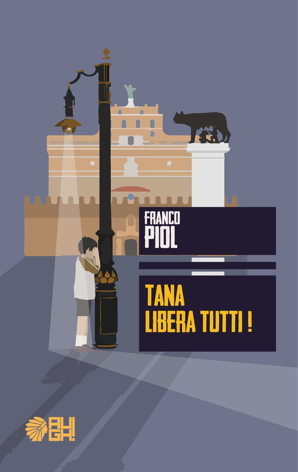 Radioblog: Franco Piol, &quot&#x3B;Tana libera tutti&quot&#x3B;