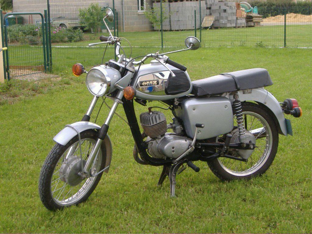 125 TS de 1976 de Benoit