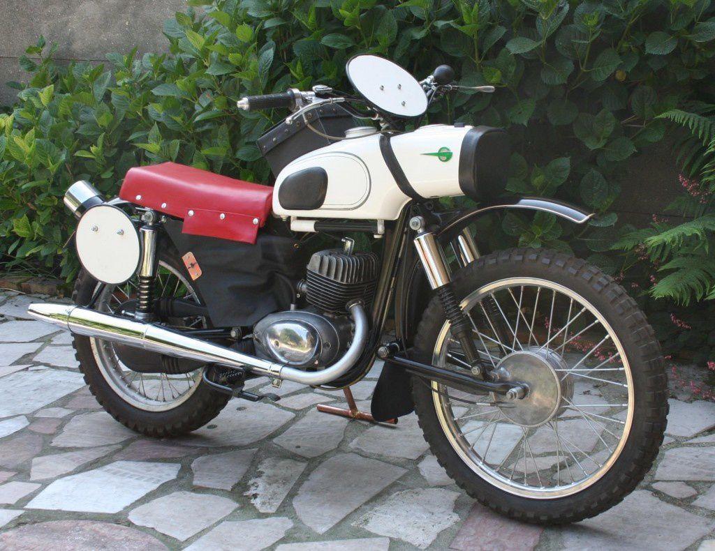 MZ 125 Gelande de 1966 de Jean Michel