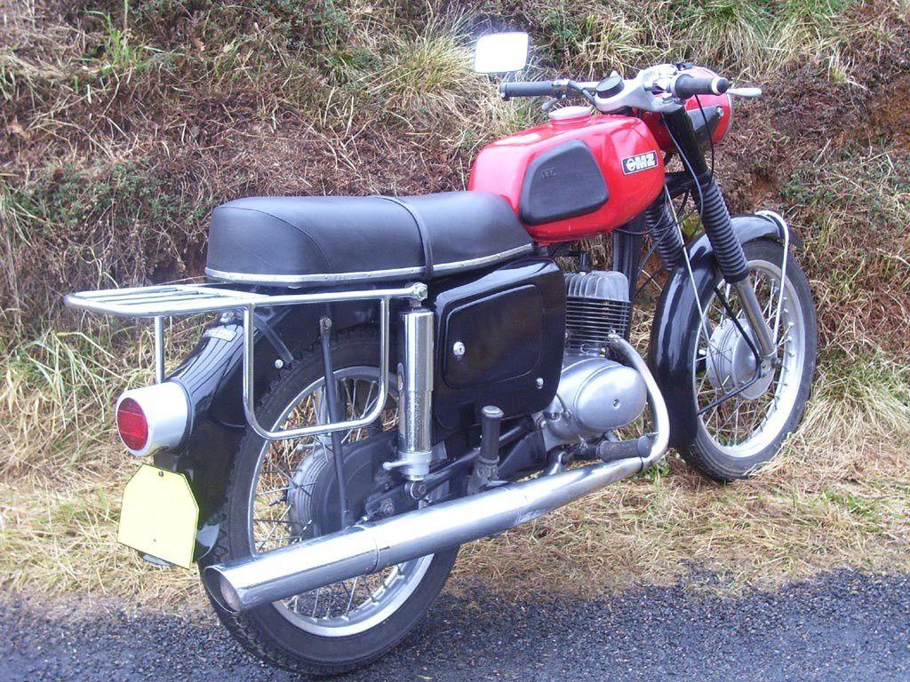 MZ 125 Ets de Jean Georges