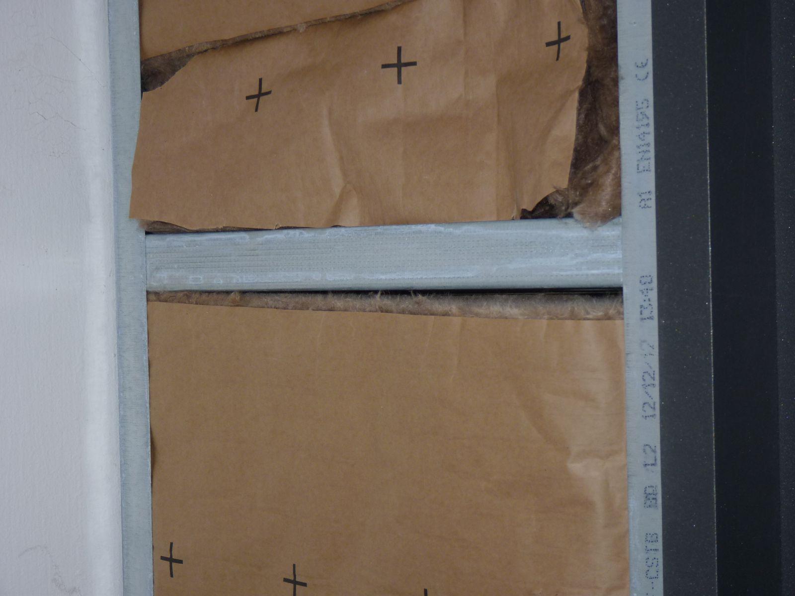 rdc pose des plaques de pl tre suivez notre. Black Bedroom Furniture Sets. Home Design Ideas