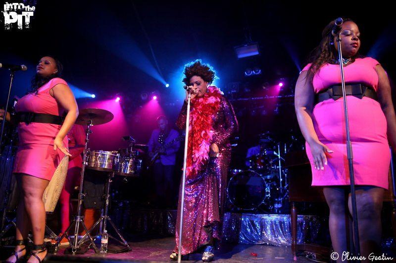 MACY GRAY @ Cabaret Sauvage | 17-12-2012