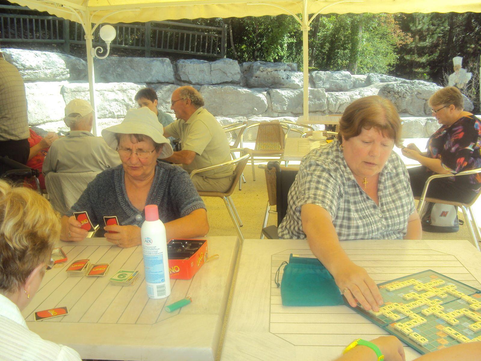 séjour Ardèche septembre 2013 avec l'A.P.F