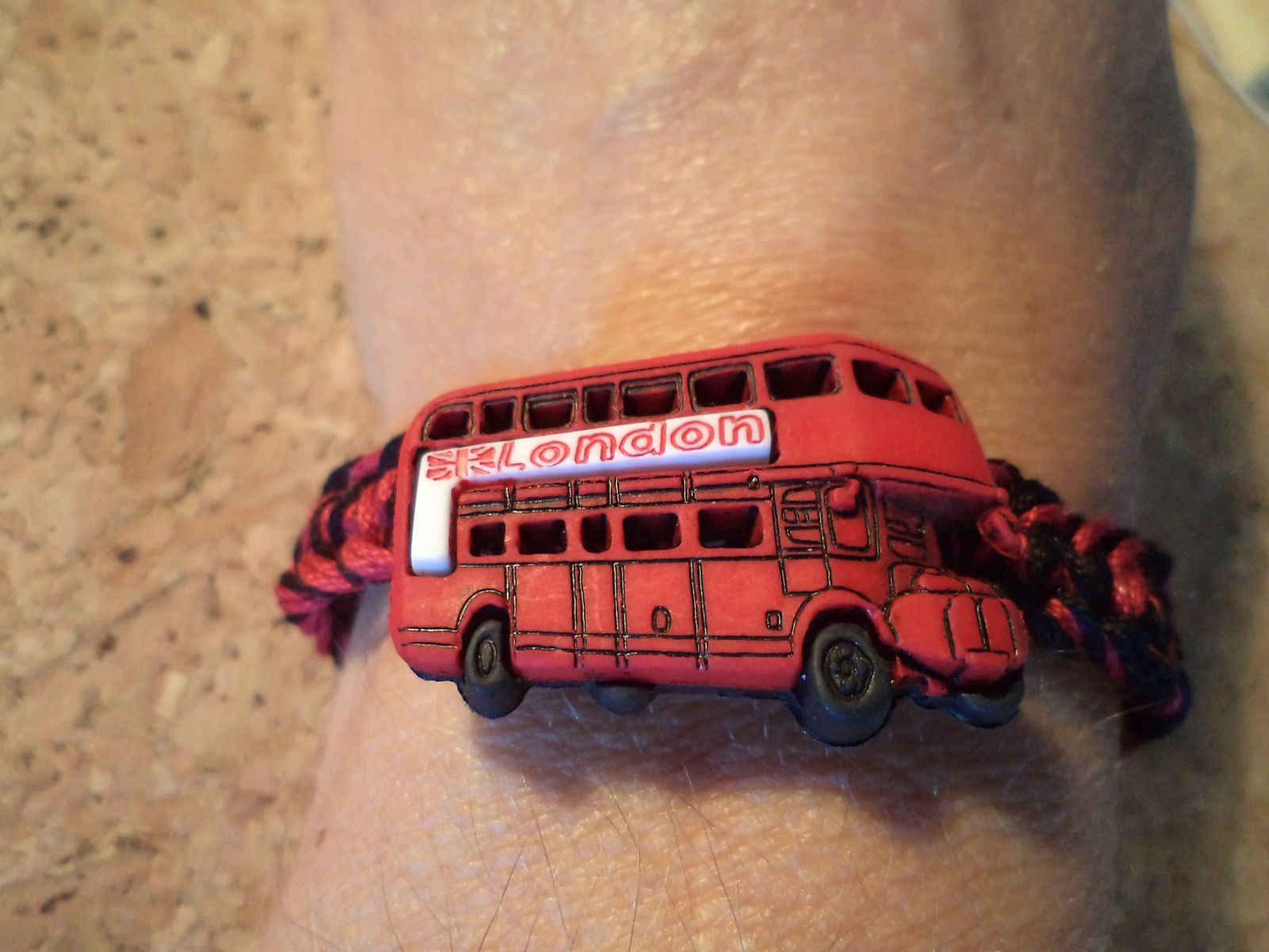 Bracelet Made in London