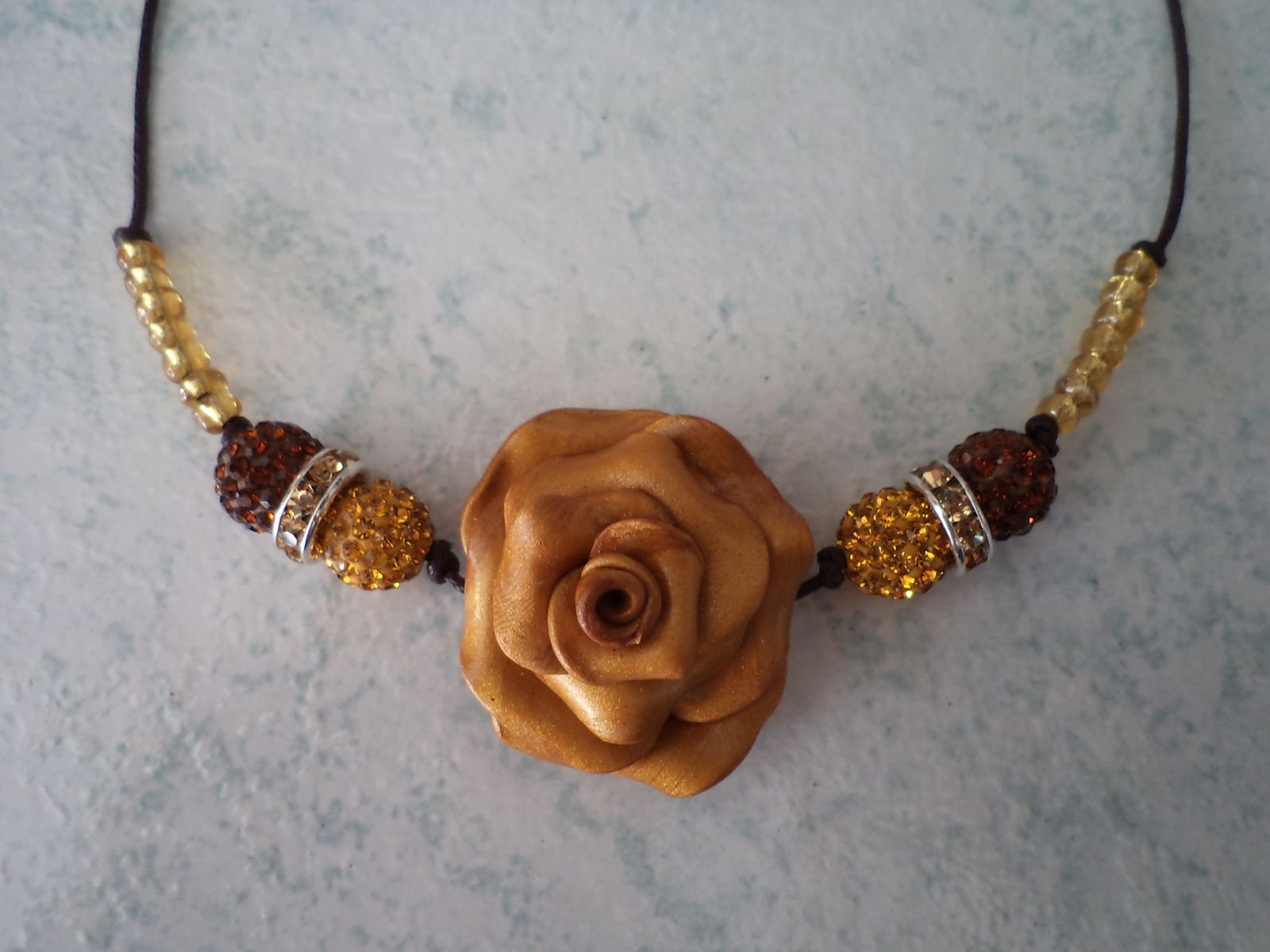 Collier TELL D'OR