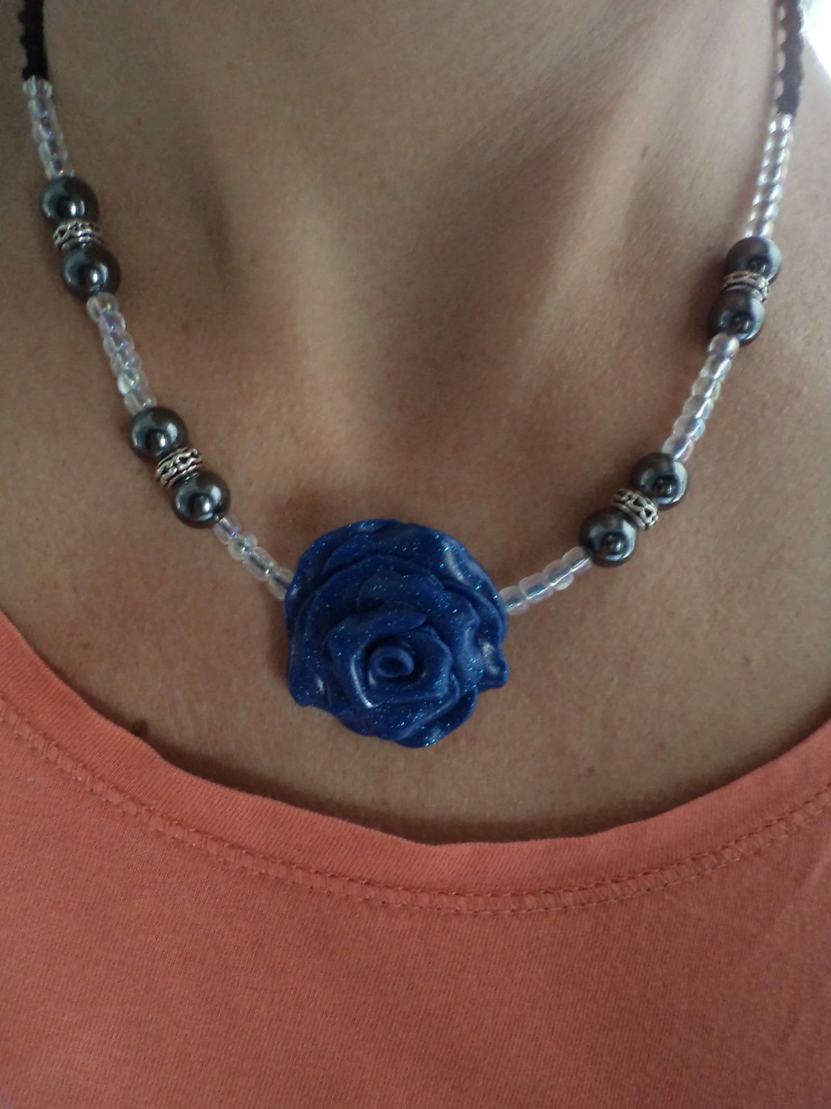 Collier TELL BLUE