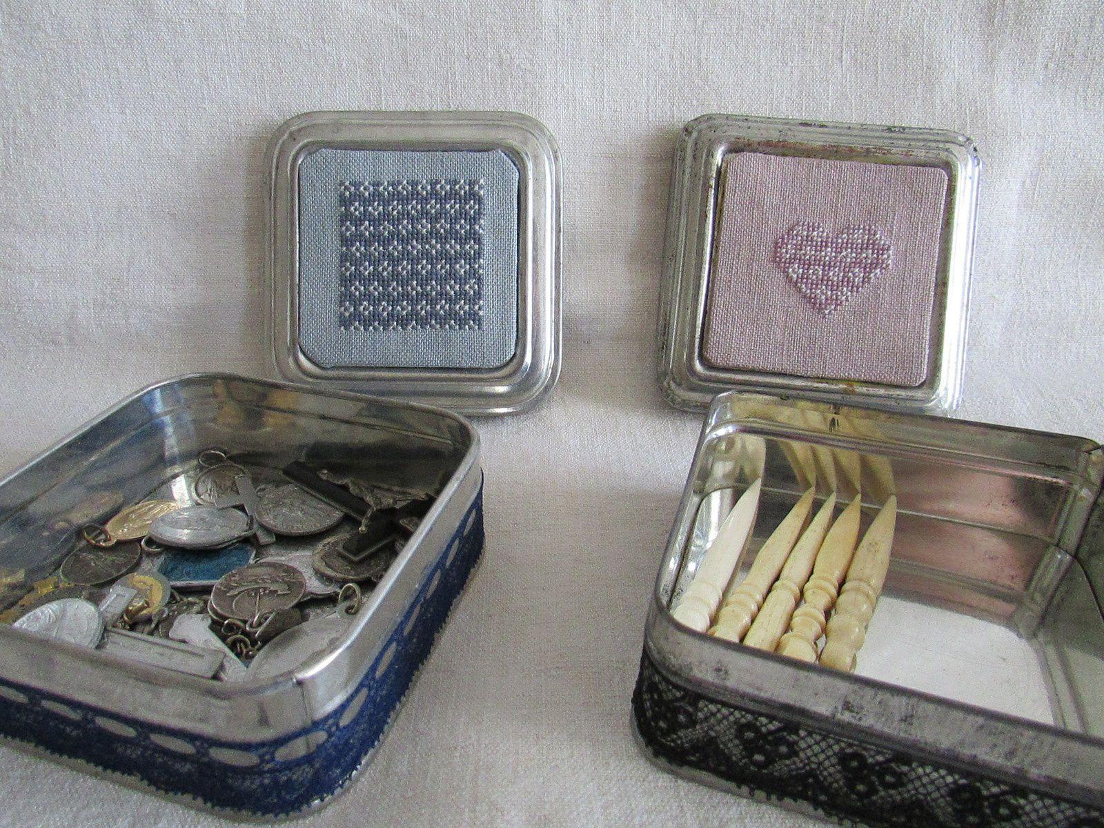 Boîtes à trésor