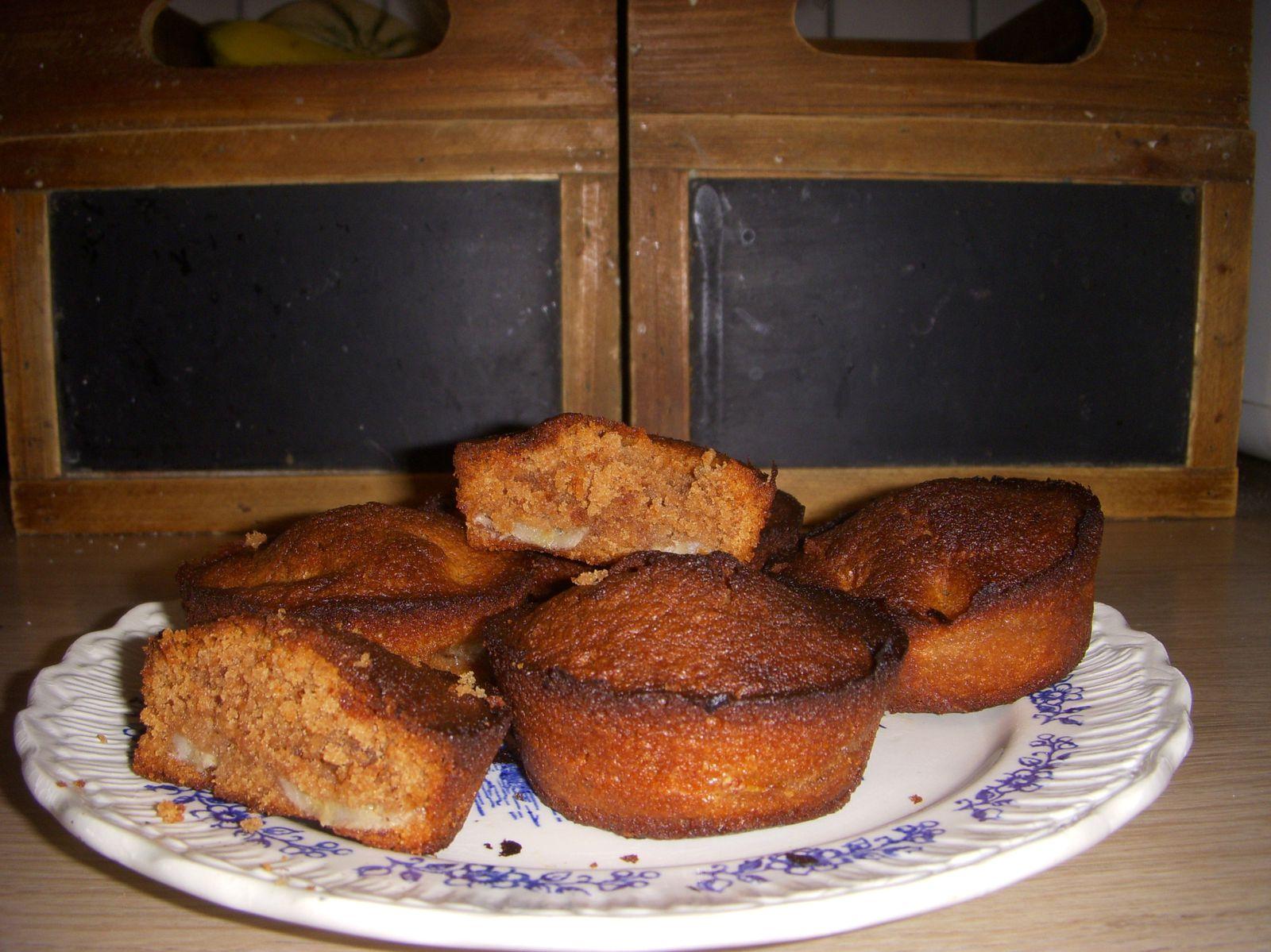 Muffin à la banane