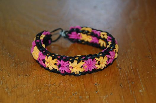 Nouvelles créations bracelets élastiques