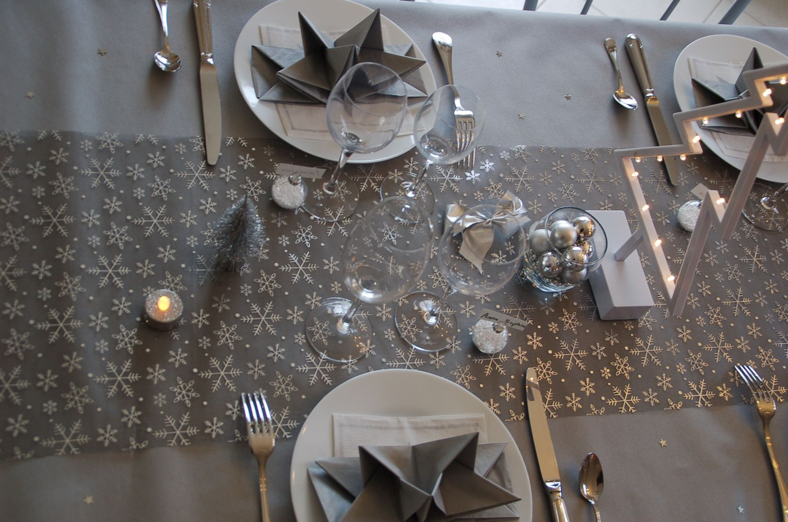 Déco de table #4 ❆