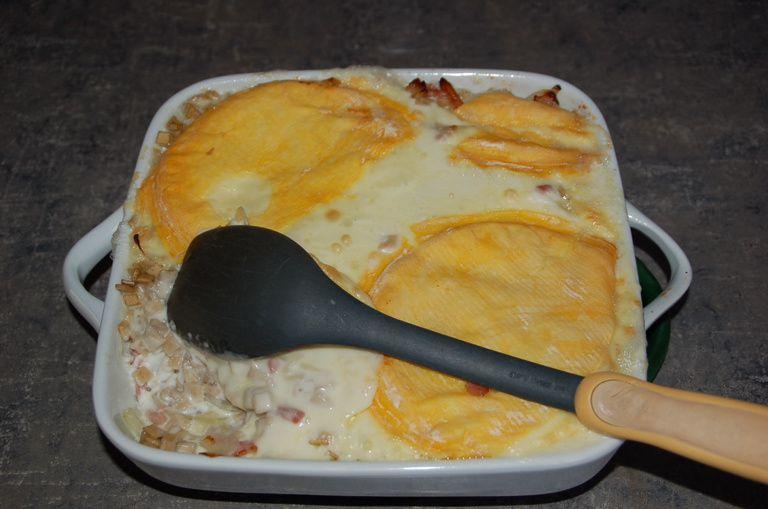 Croziflette cuisine d co a quatre mains for Deco cuisine quatre bourgeois