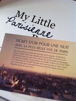 My little box - La parisienne