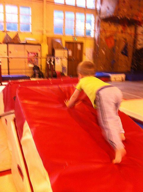 Semaine 40 # la baby gym