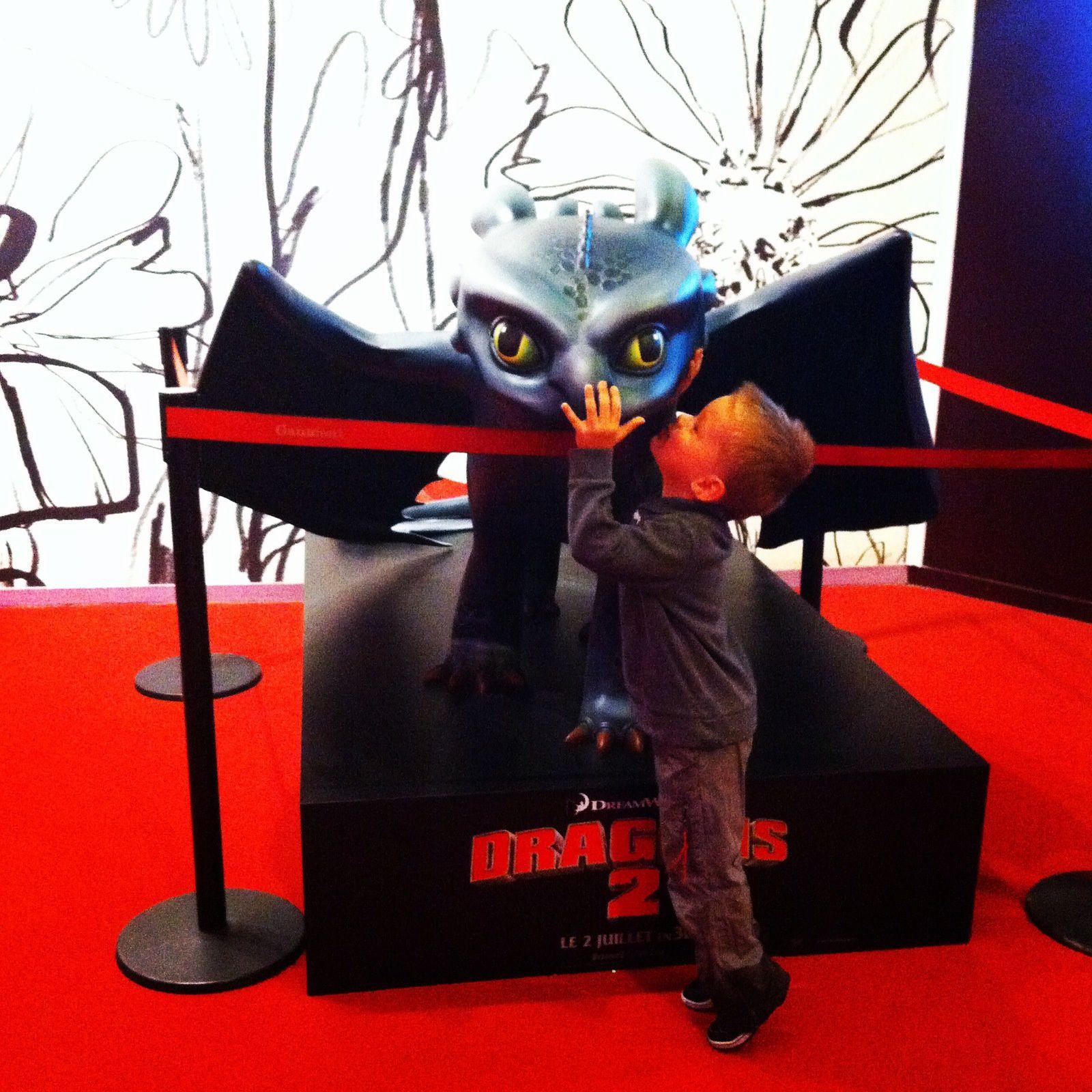 RDV avec croc mou - mini B a adoré ce film et moi aussi