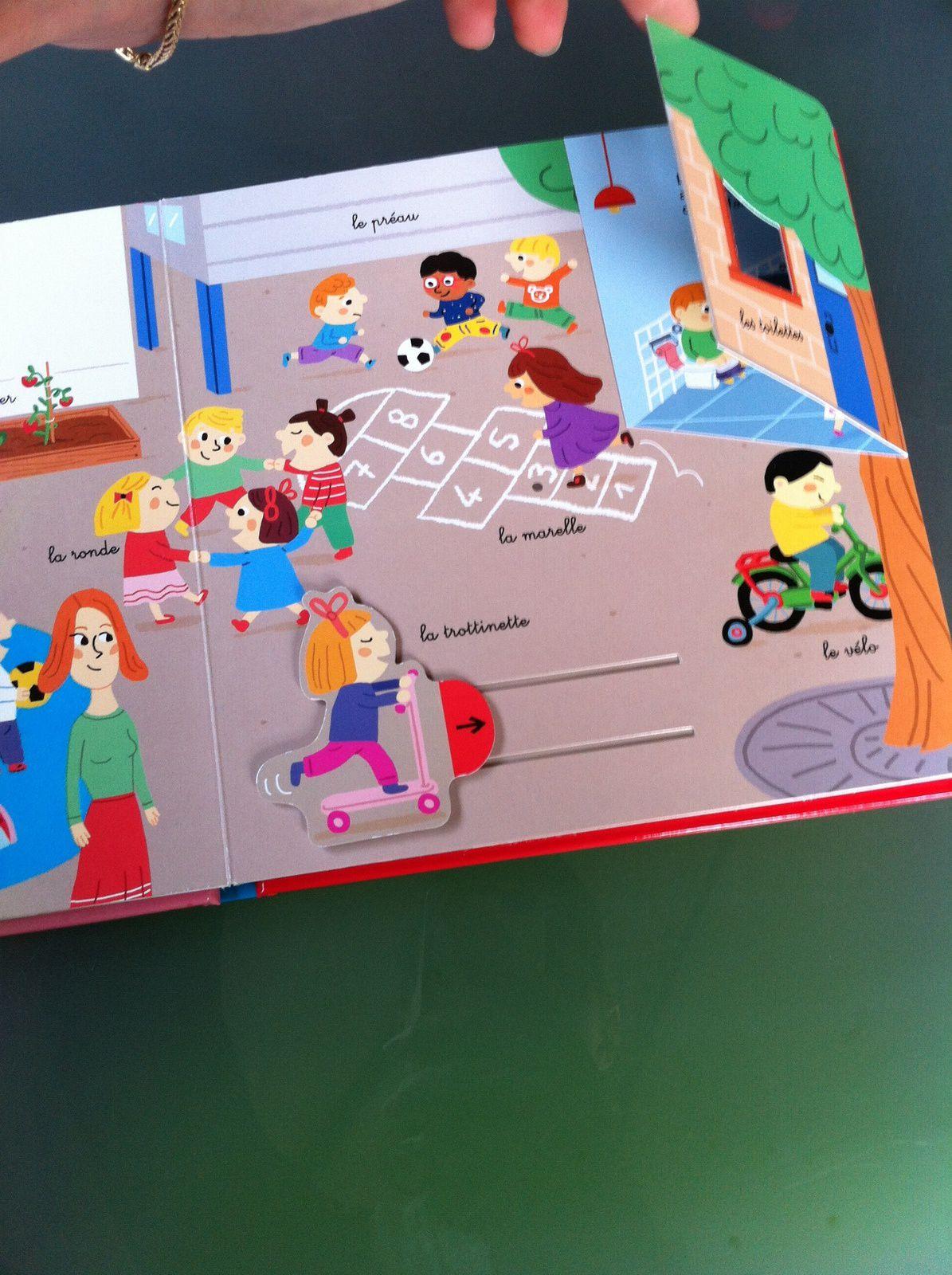 livre pour la Maternelle