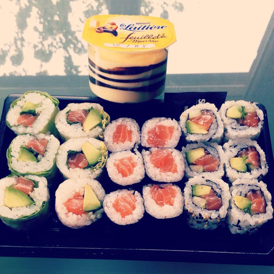 miam un bon repas Jap'