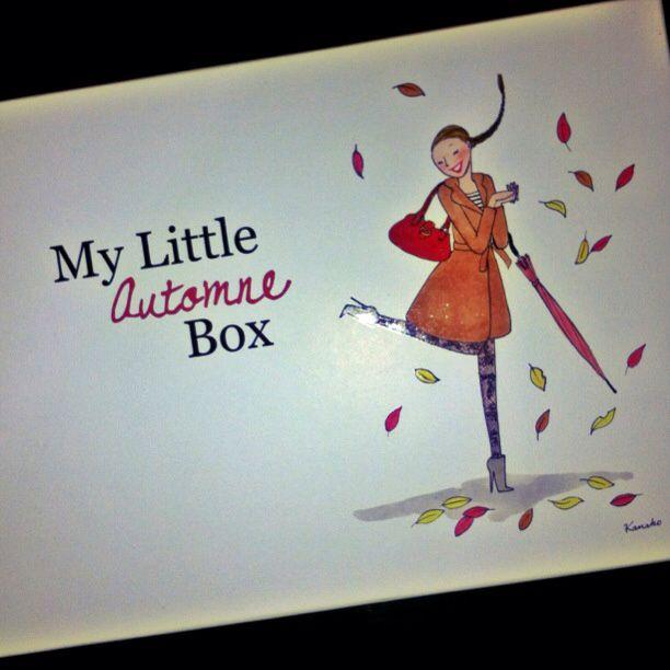 Little box d'automne