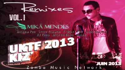 Remixes Vol.1: a Mika Mendes Tribute