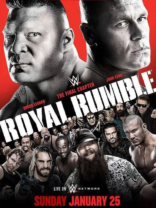 Le Diagnostic : Royal Rumble 2015